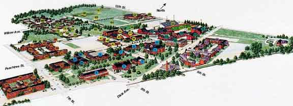 tennessee tech campus map – bnhspine.com